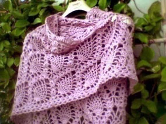 Crochet Lace Shawl Patterns at Yarn.com
