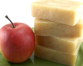 Apple Jack 'n Peel Handmade Soap, Vegan Friendly