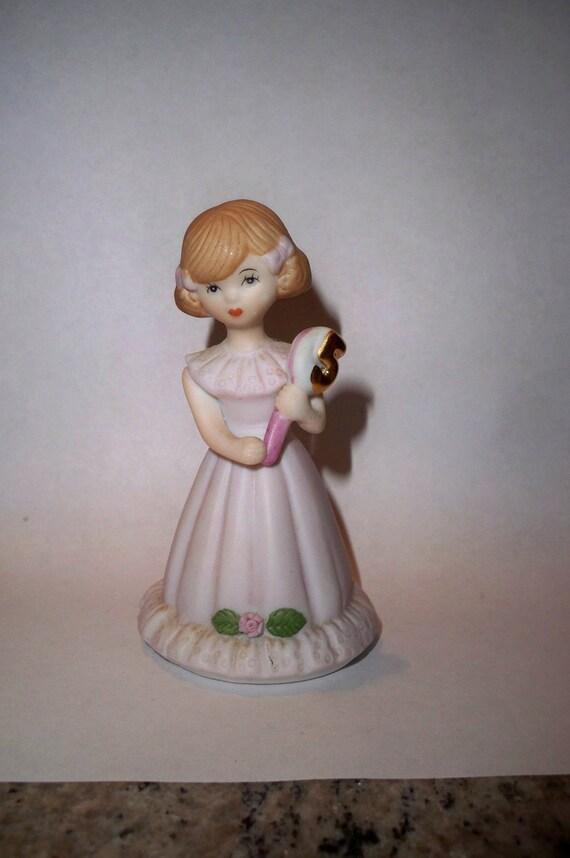 Enesco Vintage Cake Topper 1982 Age 5