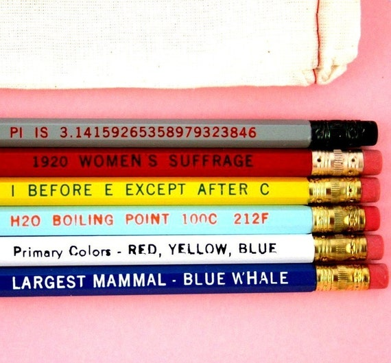 Know It All No. 2 Pencil Set