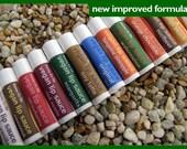 Buy 3 and SAVE - Vegan Lip Sauce with Avocado Oil, Aloe Vera and Vitamin E - cruelty free lip balm