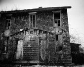 Abandoned House 6x9 fine art print