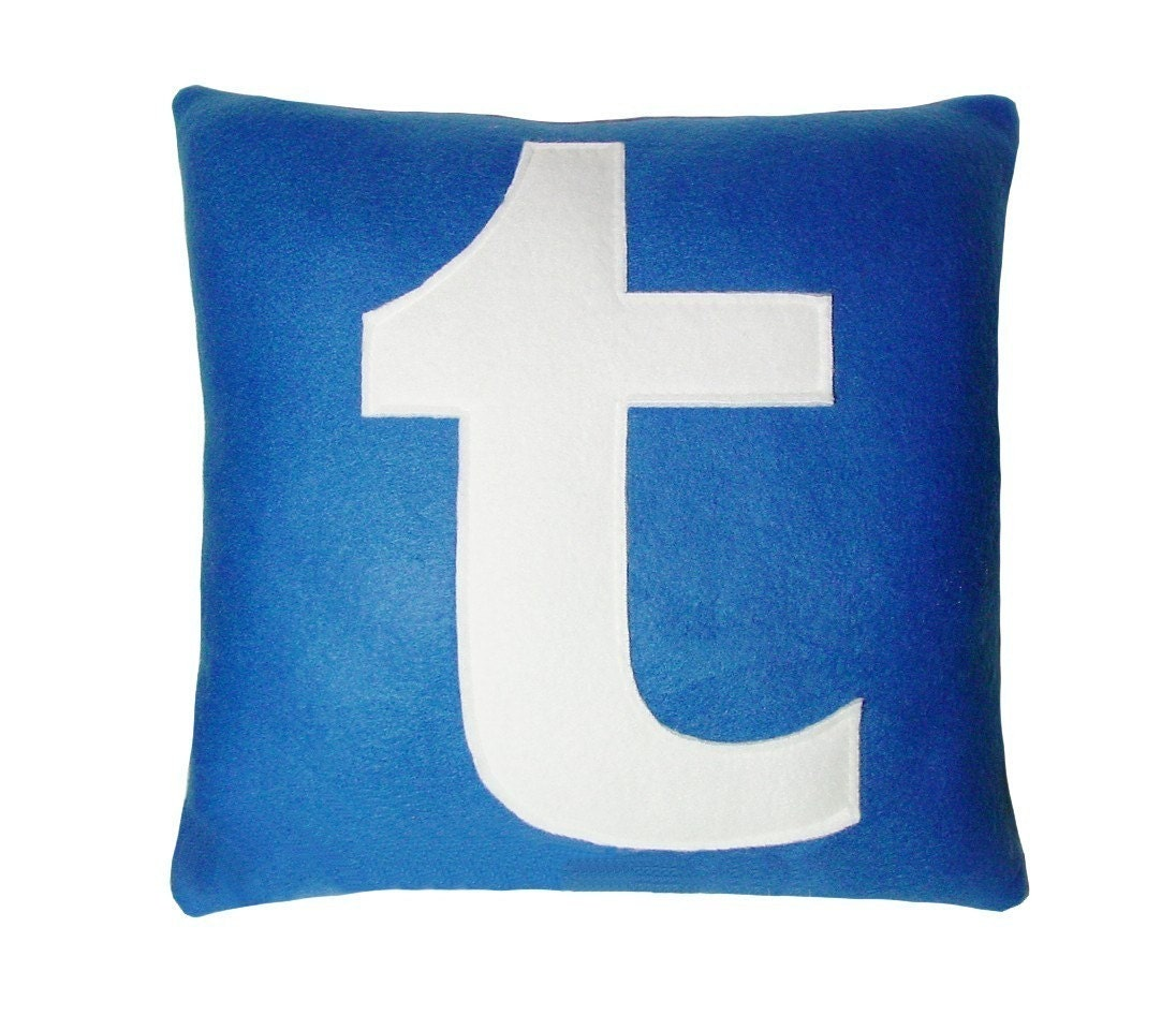 Cute Tumblr Pillows Etsy : Tumblr Pillow by Craftsquatch on Etsy