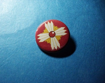 Prosecutor Badge from Phoenix Wright Pinback Button (or Magnet)