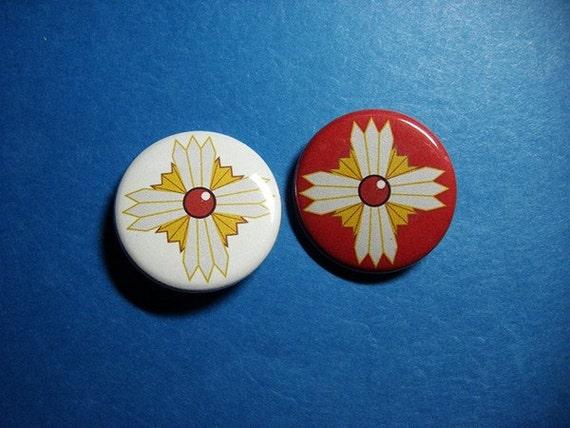 Prosecutor Badges from Phoenix Wright