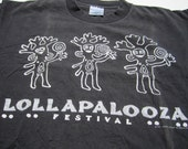 Lollapalooza 1991 Tour Concert Shirt XL
