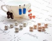 Five Beautiful Earrings