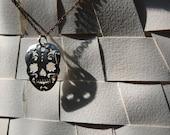 Sterling Sugar Skull - Day of the Dead