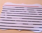 Baker's Dozen Shabby Chic Notecards