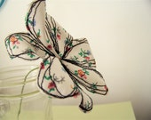 Single Fabric Flower Stem