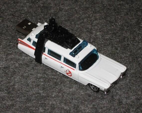 2GB Ghostbuster ECTO-1  Flash Drive