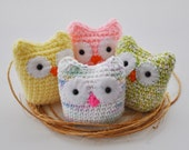 Valentine's Day Owlet Pals Baby showers, parties and Easter Baskets