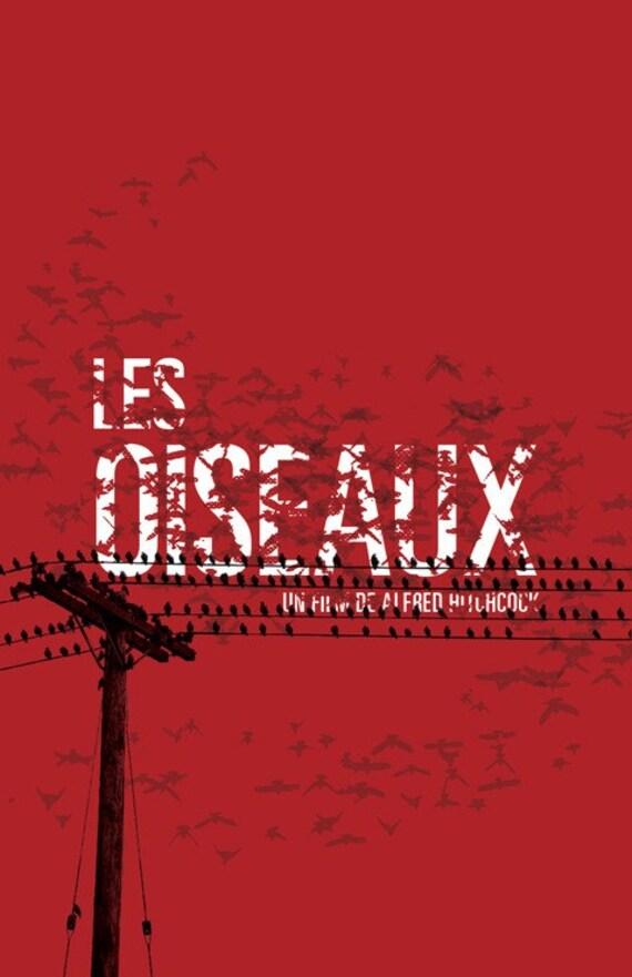 Les Oiseaux (The Birds) - Wire