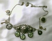Magnificent Contraptions necklace