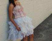 The Opulent Satin Dress
