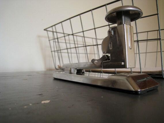 Vintage Pilot Stapler Model No. 402