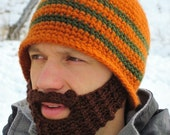 beard beanie - Custom made