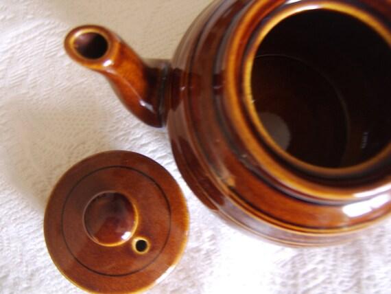 Chinese Little Brown Tea Pot