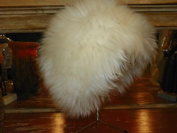 Tuscan Lamb Skin Fur Hat