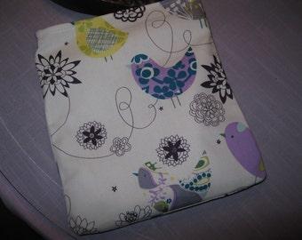 Sandwich Bag w/ Alexander Henry's Starling  fabric BUY 3 GET 1 FREE