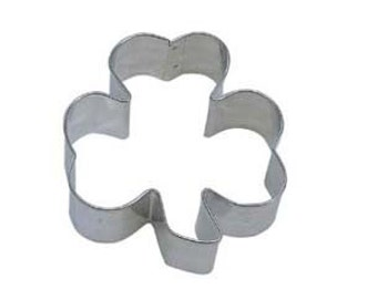 St Patrick's Day  MINI Shamrock Cookie Cutter 1.75 inches