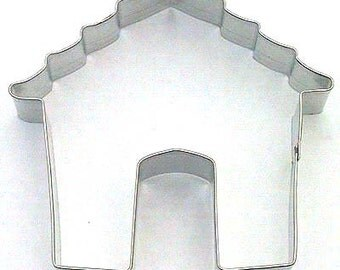 Dog House (O) Cookie Cutter New