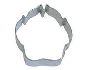"Dog Paw Cookie Cutter 3.5"",  Paw print cookie cutter, dog cookie cutter,"