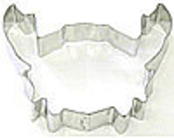 Crab cookie cutter  for Mardi Gras or beach party  4 inches.
