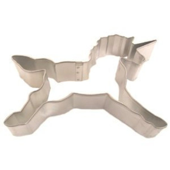 UNICORN Horse Cookie Cutter Great for Magical Princess Parties