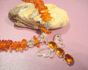 Today's Catch Baltic Amber Necklace