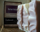 BARTON COTTAGE handmade soap, inspired by Sense and Sensibility by Jane Austen