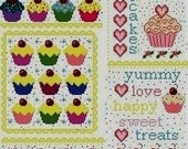 Cupcake Cross Stitch Patterns