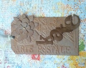Tag, Ornament, Bookmark, Custom, Personalized, Made to Order, Tim Holtz inspired, Vintage