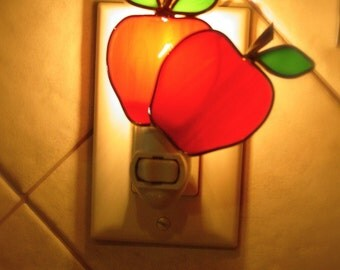 apple night light