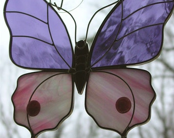 Handsome Butterfly Suncatcher