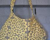 The Stella Bag - Yellow Wallflower