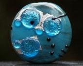 Medesthai - Focal Bead - CHBeads Lampwork - SRA