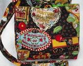 Mary Engelbreit Fabric Bento bag
