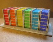 Rainbow Mini Book Set with Box