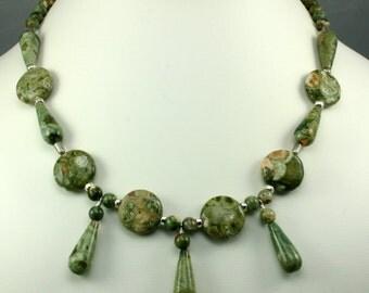 Ryolite Necklace