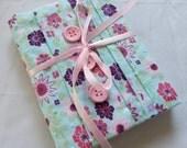 Visual Journal Slip Cover - In Bloom Pink