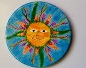 Decorative Fridge Magnet - Sun Sprouts