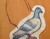SPECIAL ORDER - Pigeon Ornament