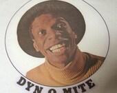 Vintage 1970's Jimmy Walker Dynomite Iron On Transfer  TV Show