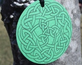 Celtic Gift Tags set of Six