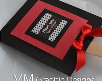 Custom Wedding Fan Program - Set of 50 - Pick your Colors and Design - Weddings - Birthday - Baby Shower - Bar and Bat Mitzvah