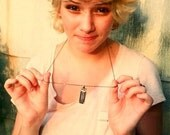 Harmonica Necklace - The Memphis Minnie Necklace