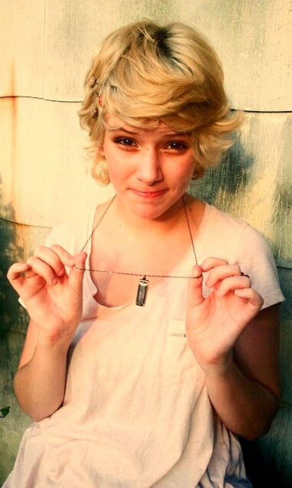 Harmonica Necklace - The Memphis Minnie Necklace