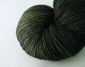 Raven King - Hand Dyed BFL-Nylon Fingering Weight Yarn
