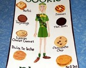 Girl Scout Cookie Platter
